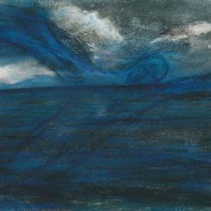 6_The-dream-of-the-sea_25x34_Acrylic-and-mixed-media-on-paper_2014
